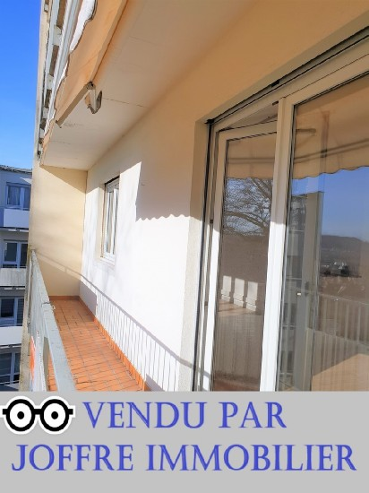 vente appartement BRUNSTATT 4 pieces, 83,64m