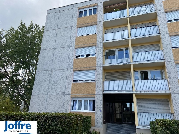 vente appartement MULHOUSE 3 pieces, 64,48m