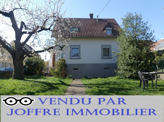 vente maison BRUNSTATT 4 pieces, 100m